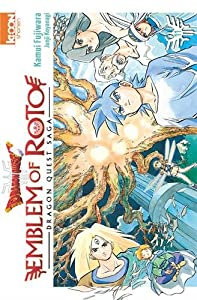 Dragon Quest - Emblem of Roto Edition simple Tome 11
