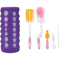 Safe-O-Kid Keep It Clean Baby Safety Kit, Combo, Set, 2 Products for Baby, Kids, Children, Infants, Toddlers - Purple & Pink