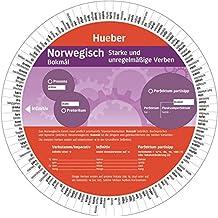 Norwegisch – Starke und unregelmäßige Verben: Wheel – Norwegisch – Starke und unregelmäßige Verben