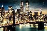 GB Eye, New York, Manhattan Lights, Maxi Poster, 61x 91.5cm