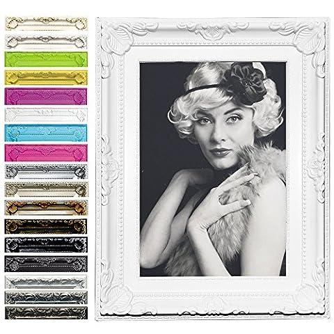 Bilderrahmen Foto Galerie Bild Rahmen Bilder Collage Barock 6 Farben