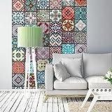 Fotomurales PURO ! Tres colores a elegir - Fotomurales realistas ! !Papel pintado tejido no tejido! !Un panel decorativo! !Fotomural! !Los cuadros para la pared en la dimensión XXL! 10 m ! Ornamento f-B-0009-j-c