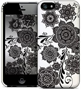 Love 4 Apple Floral Doodle For The Iphone 4/4S