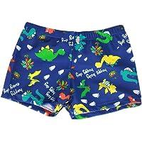 Culater 2019 Bambino Piccolo Ragazzo dei Bambini Costumi da Bagno Stampa Dinosauro Estate Costume da Bagno da Spiaggia