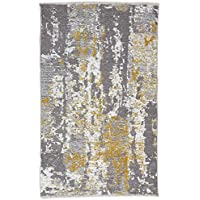LaModaHome Teppich/Läufer 100% Polyester (74,9 X 150,1 Cm