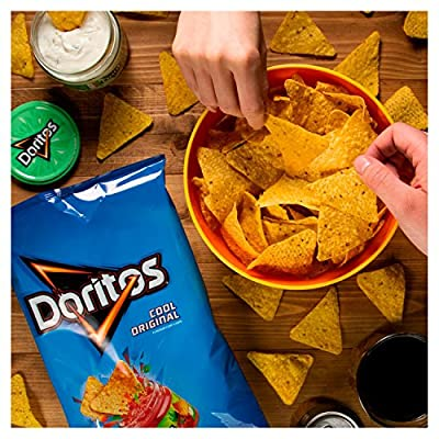 Doritos Cool Original Tortilla Chips Sharing Bag, 180 g : everything £5 (or less!)