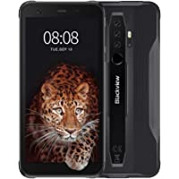 Blackview BV6300 Pro Outdoor Smartphone ohne Vertrag - Ultraslim Ergonomisches Design - 5,7 Zoll Android 10, 13MP Quad…