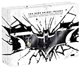 The Dark Knight - La trilogie - Edition limitée collector : inclus les 3 véhicules emblématiques des films [Blu-ray] [Édition Limitée]