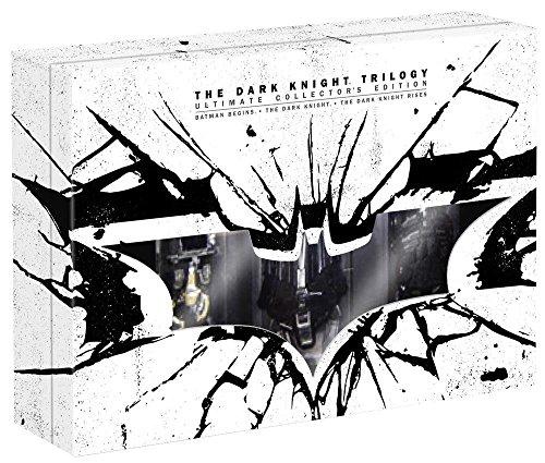 La trilogie - Edition limitée collector : inclus les 3 véhicules emblématiques des films [Blu-ray]