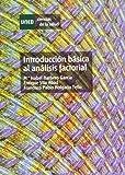 Introducción básica al análisis factorial (CIENCIAS DE LA SALUD)