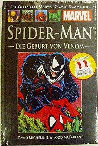 Die offizielle Marvel-Comic-Sammlung 9: Spider-Man: Die Geburt von Venom (Sammlung 9)