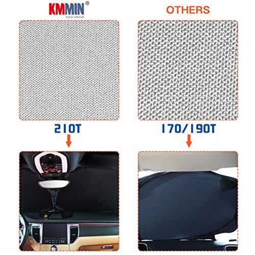 Kmmin-Parabrezza-Auto-Parasole-Parabrezza-Mantiene-Al-Radiatore-del-Veicolo-Fino-al-50-Lussuos-210T-Fabric98-UV-Calore-Parasole-Pieghevole-Auto-1-Finestra-Anteriore-2-Finestrini-Laterali-per-Auto