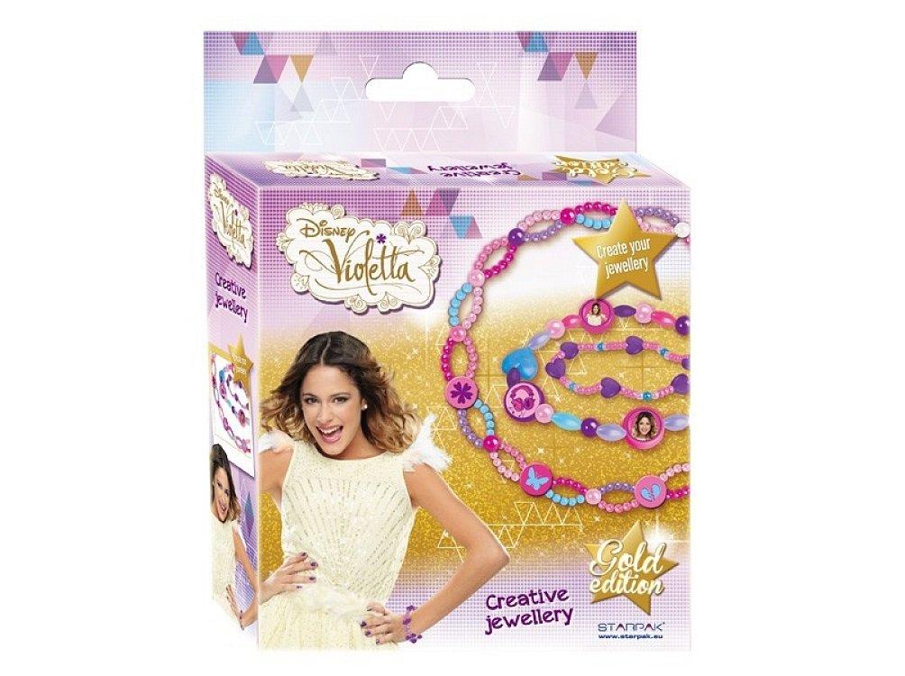 Maxi & Mini Set creazione Violetta Bracciale