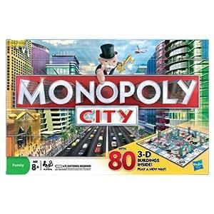 Hasbro Monopoly City Board Game