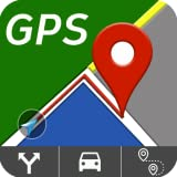 GPS City Driving Route: Cartes de localisation