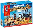 Playmobil - 6625 - Calendrier de l'Avent 'Ile des pirates'