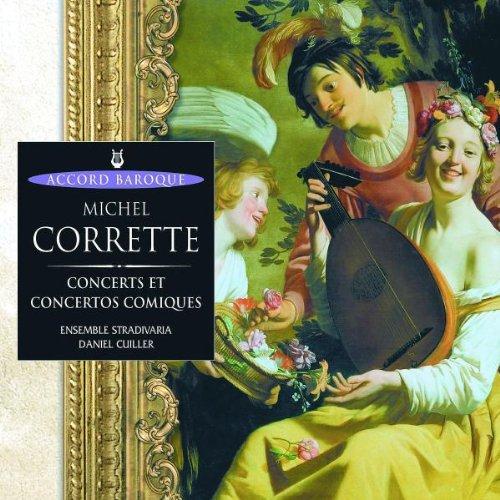 Corrette - Concerts et Concertos Comiques