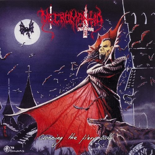 Necromantia: Crossing the Fiery Path (Audio CD)