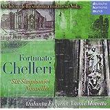Fortunato Chelleri: Six Simphonies Nouvelles