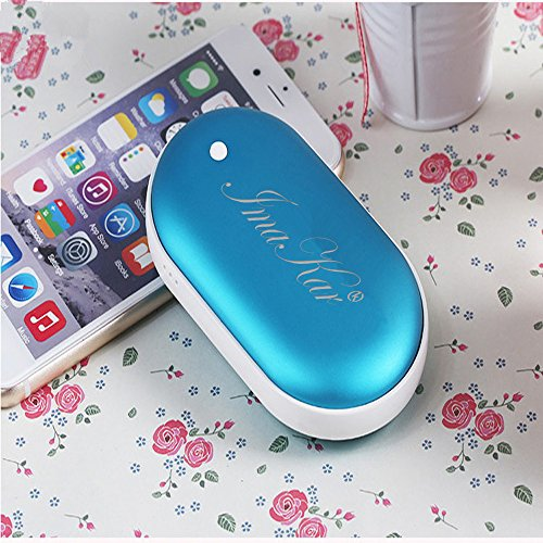 IMAKAR® USB scaldamani elettrico e 5200mAh batteria