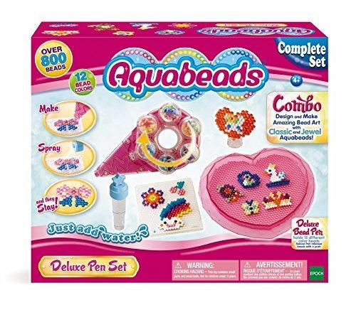Aquabeads 31529 - Kinder Bastelset - Deluxe Stift Set