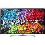 LG 139 cm (55 Inches) 4K UHD LED Smart TV 55SK8500PTA (Silver) (2018 model)