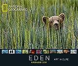 NATIONAL GEOGRAPHIC: Eden – Art Wolfe 2018: Jahreskalender