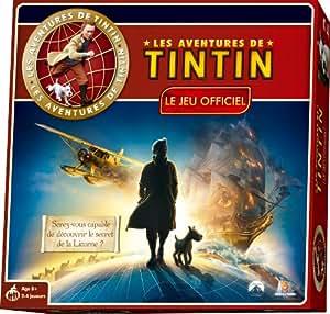 M6i - 40324 - Jeu de Société - Tintin - Le Secret de la Licorne