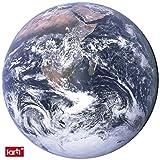 1art1 68104 Der Weltraum - Planet Erde Blick Aus Dem All Wand-Tattoo Aufkleber Poster-Sticker 38 x 38 cm