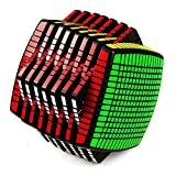 MZStech MOYU 15x15 Cubo mágico Pegatina Velocidad Cubo