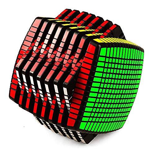 MZStech MOYU 15x15 Cubo mágico Pegatina Velocidad