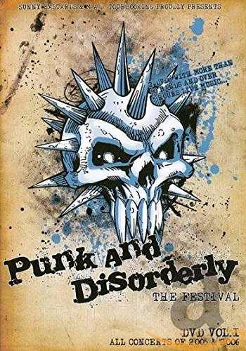 Punk And Disorderly Vol.1 [2 DVDs] Shams Rock