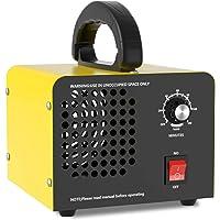 Purificatore d'aria Generatore di Ozono 10.000mg/h ,QUARED Ozonizzatore / Deodorante per camere da letto, fumo…