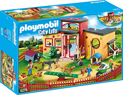 Playmobil 9275 Hôtel animalier Patte