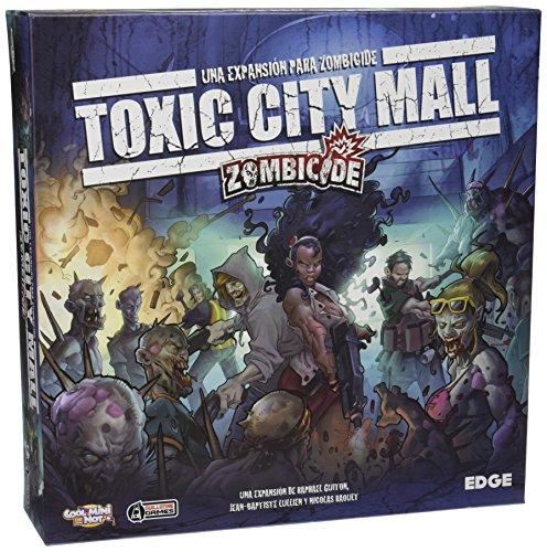 Comprar Edge Entertainment- Zombicide: Toxic City Mall, (EDG0EDGZC02)