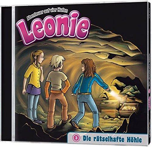 Leonie - Die rätselhafte Höhle (3) (Abenteuer auf vier Hufen (3), Band 3)