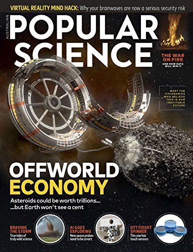 Popular Science: Offworld Economy (English Edition)