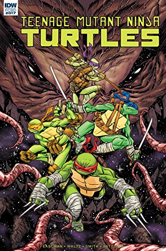 Teenage Mutant Ninja Turtles: Free Comic Book Day 2017 (English Edition)