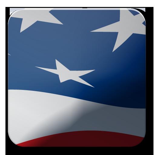 3d Flag (Stars & Stripes 3D Flag)