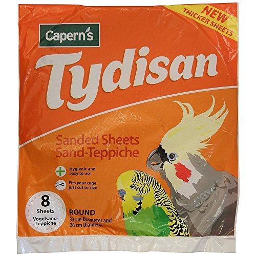 Other Bird Supplies Bird Supplies Tydisan Sanded Caged Bird Sheets Sand Bedding 4 Sizes Cage Hygiene Cut To Size