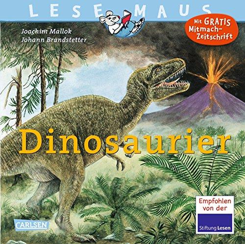LESEMAUS 95: Dinosaurier