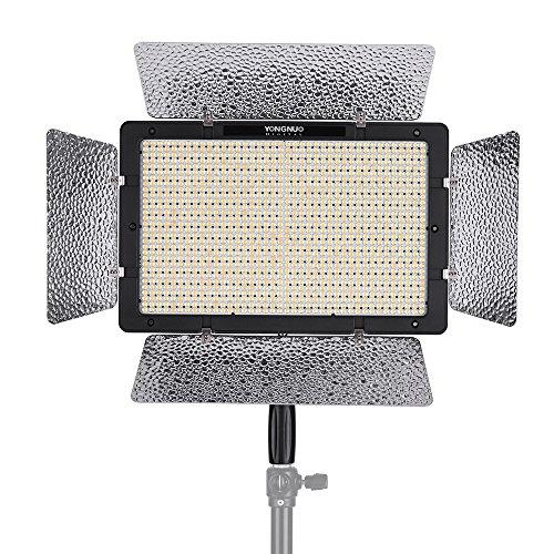 Yongnuo yn1200Pro Video LED 5500K Fotografie und Video Recording Fill Light w/2Stück CT Filter und Remote Controller Helligkeit CRI & # X2265; 95Unterstützung App Fernbedienung Studio-Beleuchtung