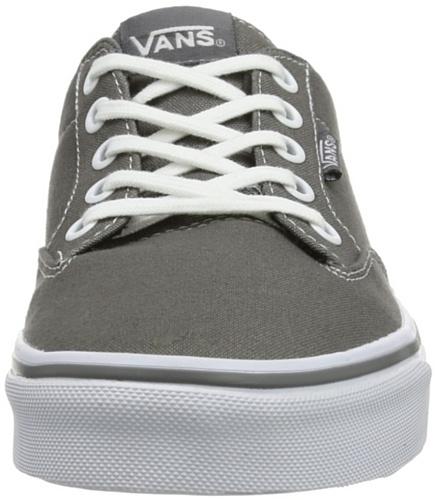 Vans W Winston, Baskets mode femme Gris (Charcoal Grey/White)