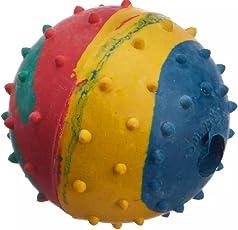 Pet Wholesale Rubber Hard Dog Ball (Large)