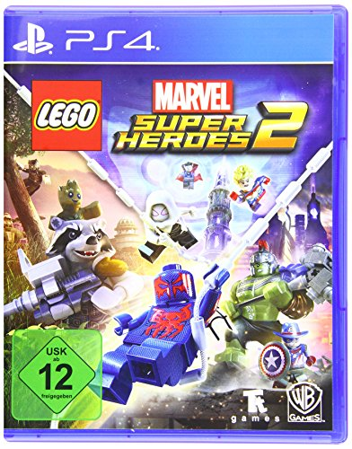 LEGO Marvel Superheroes 2 [PlayStation - Video Lego Games Avengers