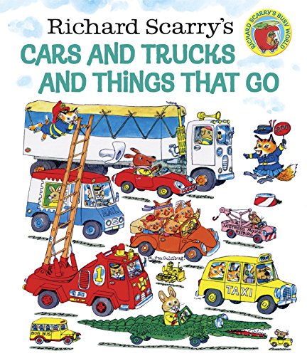 Richard Scarry's Cars and Trucks por Richard Scarry