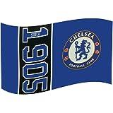 Chelsea F.C Flag WM Produit officiel