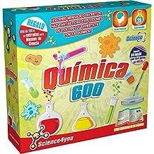 Science4you - Química 600 - juguete científico y educativo
