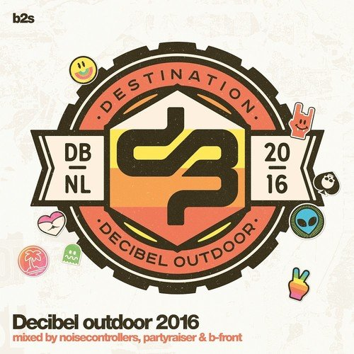 VA-Decibel Outdoor 2016-(B2SCD011)-3CD-FLAC-2016-SPL Download