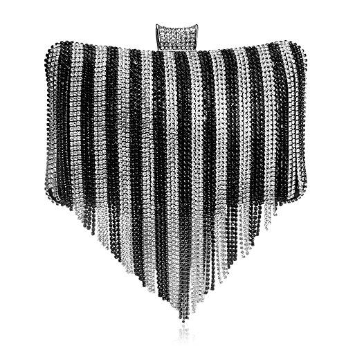 handtasche-frauen-pu-ethno-stil-fashion-flower-schulter-umhangetasche-black